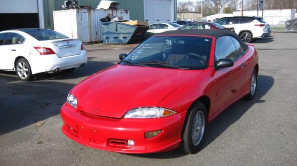 Photo 1999 Chevy Cavalier - $3,500 (Seekonk)
