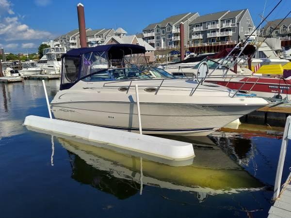 Photo 2001 Monterey FWC 242 Cruiser - $29,500 (Fall River)