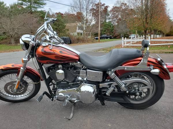 Photo 2004 Harley Davidson Dyna Wide Glide - $7,300 (Lakeville)
