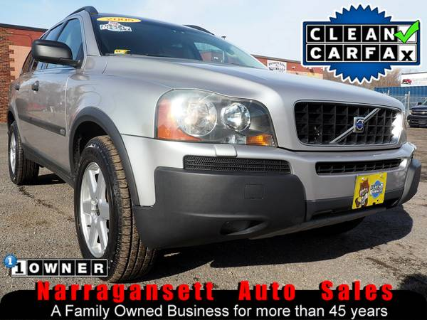 Photo 2005 Volvo XC90 AWD Auto Air Full Power Leather 1-Owner 146K - $4995 (Narragansett-Auto-Sales.com)