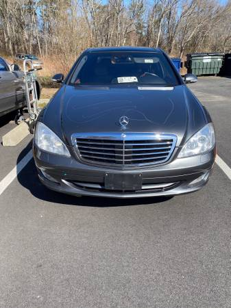 Photo 2007 Mercedes Benz S600 V12 Twin Turbo - $1234 (N. Dartmouth)