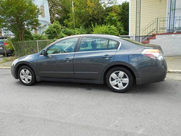 Photo 2007 NISSAN ALTIMA 2.5 S,( auto start) (476-168) - $3495 (5 Star Auto Sales, New Bedford, MA)
