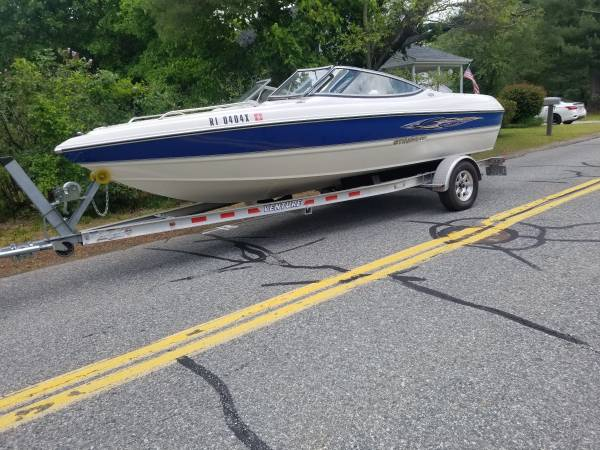 Photo 2009 Stingray 195 LX bowrider Volvo Penta 4.3 GL - $15,000 (westport)