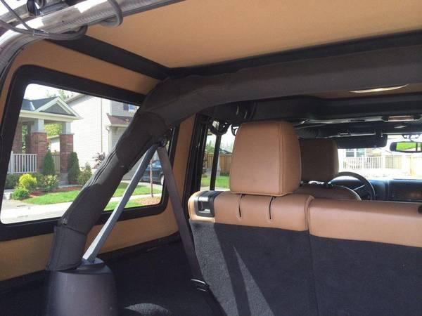 Photo 2011-2018 Jeep Wrangler Hardtop Headliner Brand New - $250 (Carver)