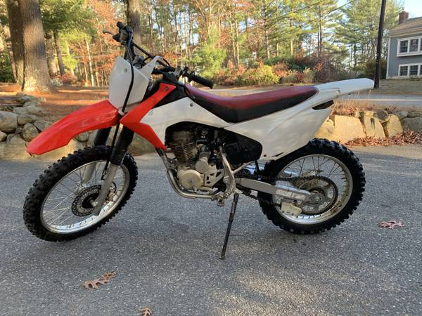 Photo 2017 Honda crf 230 - $2,700