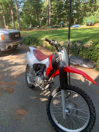 Photo 2017 Honda crf 230 - $2,850