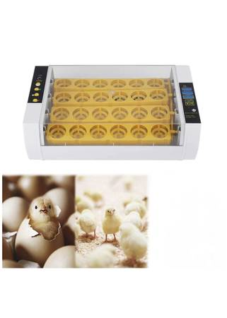 Photo 24 Egg Incubator - never used - $65 (Kingston)