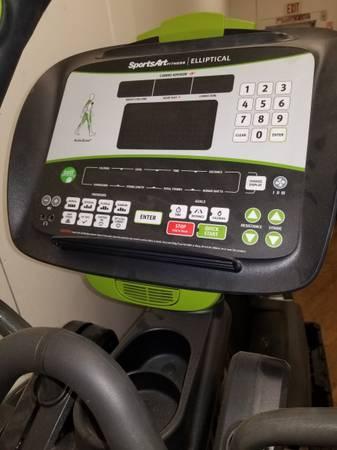Photo 2 FITNESS ELECTRONIC RUNNING SPORTS ART EXERCISE STEP UP MACHINES FREE (Stoughton)