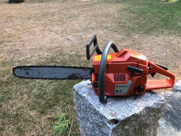 Photo 3 HUSQVARNA CHAINSAW, 51 55 rancher 346xp 254xp 345 350 - $1 (Freetown)