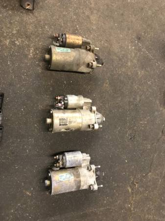 Photo 96-04 Mustang or Cobra 4.6 Starters - $25 (New Bedford)