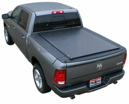 Photo BRAND NEW TruXedo Lo Pro Tonneau Roll Up Bed Cover for 19-20 Dodge Ram 1500 w R - $453
