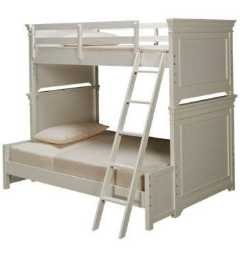 Photo Cardis Mint Twin over Full Bunk Bed which can be Separated into 2 Beds - $800 (Marion)