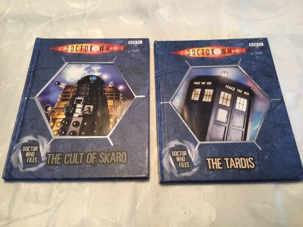 Photo Doctor Who (the 10th doctor books and cd soundtracks - $35 (Medford)