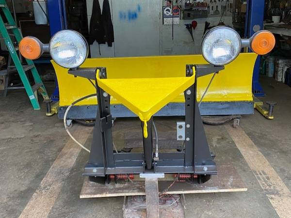 Photo Fisher Snow Plow - $750 (NORTH DARTMOUTH)