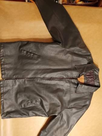 Photo Men39s Faux Leather Jacket - $25 (Raynham)