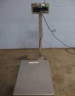 Photo Mettler Toledo KCC150S Portable Scale - $600 (Acushnet)