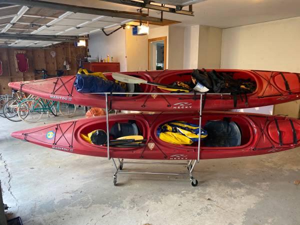 Photo Necky Manitou Tandem Kayaks - $650 (South Dartmouth)