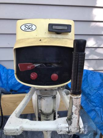 Photo Sears vintage boat motor - $70 (Assonet)