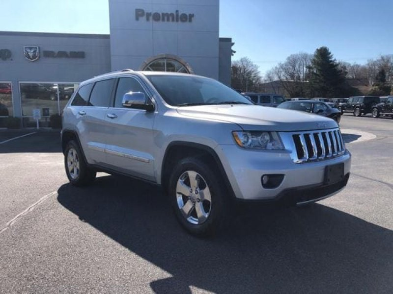 Photo Used 2013 Jeep Grand Cherokee Limited for sale