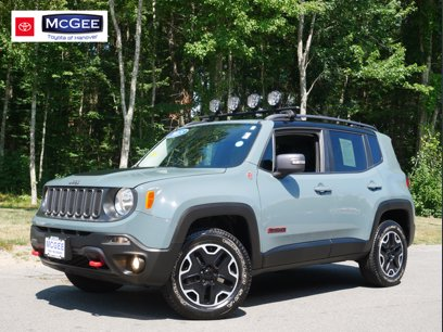 Photo Used 2015 Jeep Renegade 4WD Trailhawk for sale