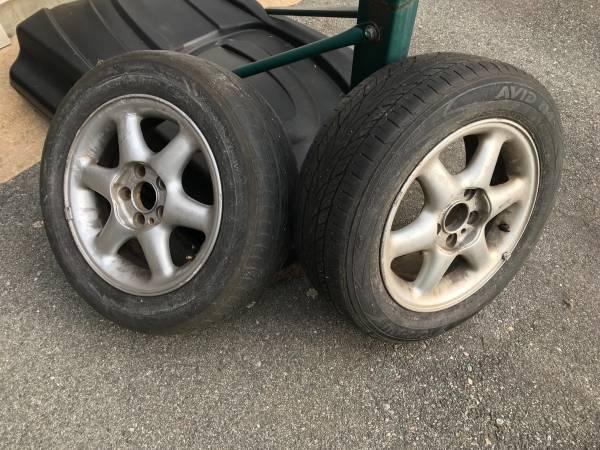 Photo Volvo 850 wheels  tires (Westport)