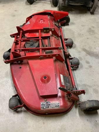 Photo Wheel Horse Mower Deck - $350 (Rehoboth Ma)