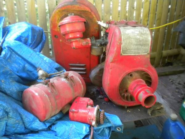 Photo Wisconsin Engine AKN - $50 (Norton)