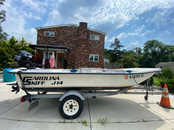 Photo 1439 Carolina Skiff 2016 - $5,400 (West Berlin)