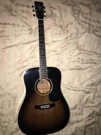 Photo 1980 Alvarez 5013 Iron Horse Guitar - $475 (Deptford)