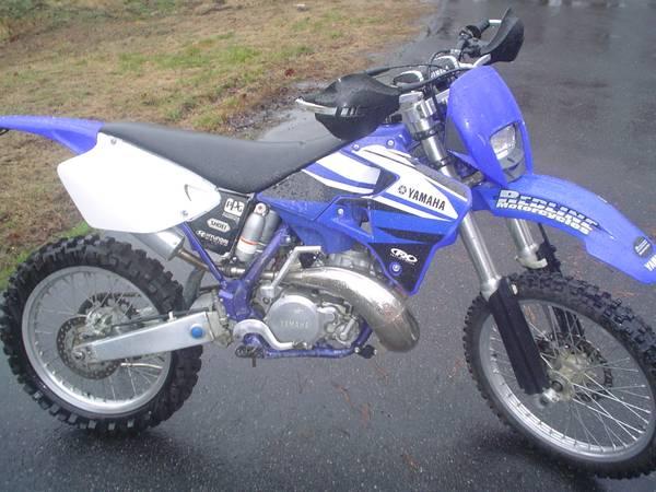 Photo 1997 yamaha yz250 dirt bike - $2100 (tabernacle)