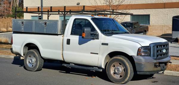 Photo 1999 Ford F250 Superduty 7.3 Diesel - $4500 (hilltop)