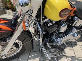 Photo 2002 Harley Heritage Softail - $8,300 (Ocean City)