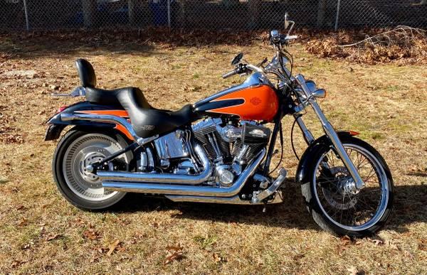 Photo 2004 Harley Davidson FXSTDI - $7,200 (Absecon)