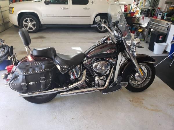 Photo 2006 Harley Davidson Heritage softail classic (Mullica Hill)