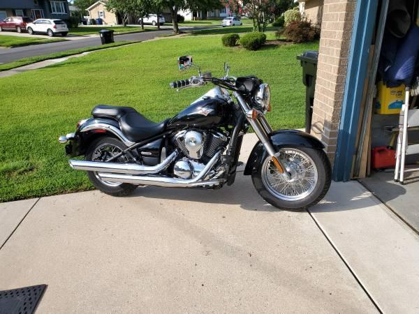 Photo 2008 Kawasaki Vulcan 900 - $4,300 (Cinnaminson)