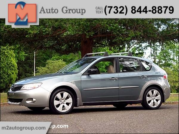 Photo 2009 Subaru Impreza Outback Sport AWD 4dr Wagon 5M - $4,500 (East Brunswick, NJ)