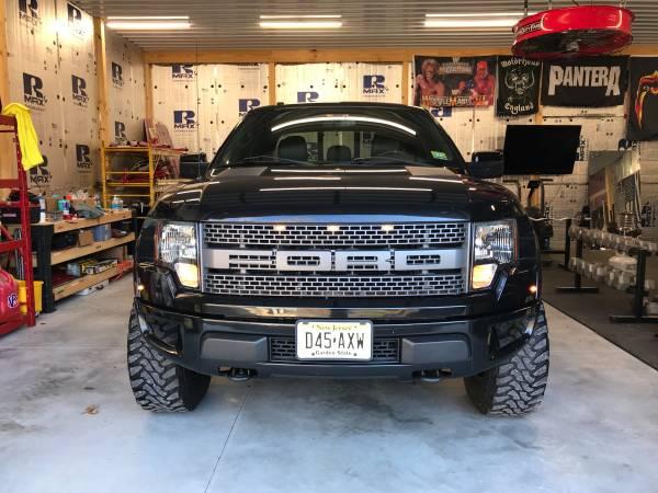 2011 Ford Raptor SVT Supercab - $34,000
