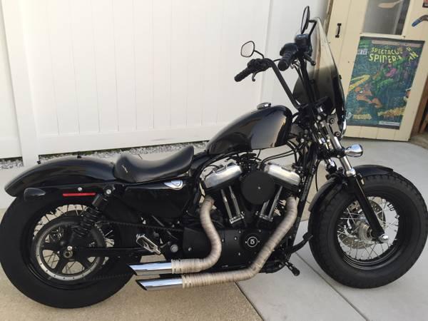 Photo 2012 SPORTSTER 48 1200CC - $6,500 (North Wildwood)
