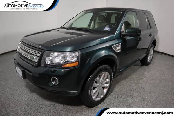 Photo 2014 Land Rover LR2, Aintree Green - $9995 (Automotive Avenues)