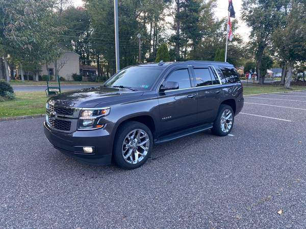 Photo 2015 Chevy Tahoe LTFULLY LOADED - $34,000 (Cherry Hill)