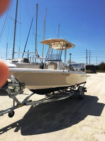 Photo 2015 Key West Center Console Boat - $35,900 (Ocean city)
