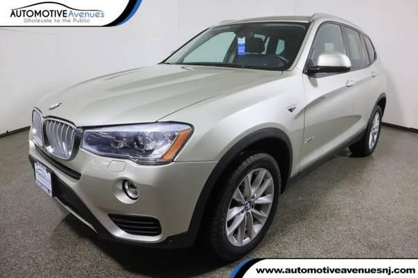 Photo 2017 BMW X3, Mineral Silver Metallic - $25,995 (Automotive Avenues)