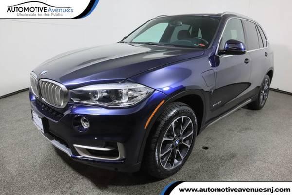 Photo 2017 BMW X5, Imperial Blue Metallic - $34,995 (Automotive Avenues)