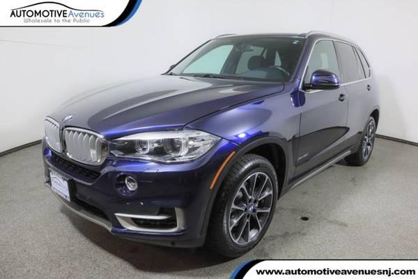 Photo 2017 BMW X5, Imperial Blue Metallic - $36,495 (Automotive Avenues)