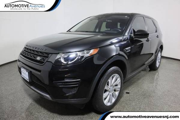 Photo 2017 Land Rover Discovery Sport, Narvik Black - $25,995 (Automotive Avenues)