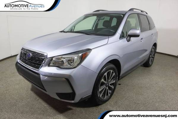Photo 2017 Subaru Forester, Ice Silver Metallic - $18,995 (Automotive Avenues)