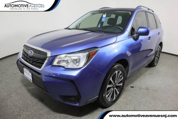 Photo 2017 Subaru Forester, Quartz Blue Pearl - $18,995 (Automotive Avenues)