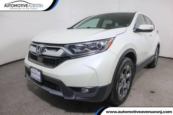 Photo 2018 Honda CR-V, White Diamond Pearl - $22,995 (Automotive Avenues)
