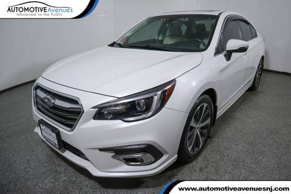Photo 2018 Subaru Legacy, Crystal White Pearl - $20995 (Automotive Avenues)