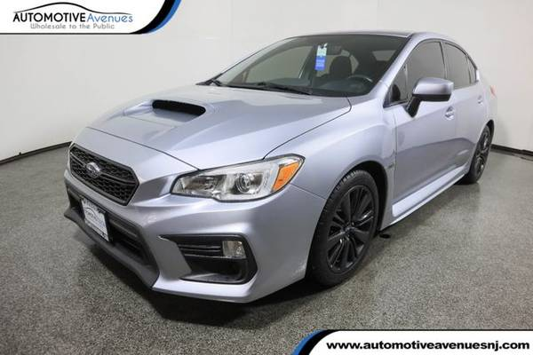 Photo 2018 Subaru WRX, Ice Silver Metallic - $21,995 (Automotive Avenues)